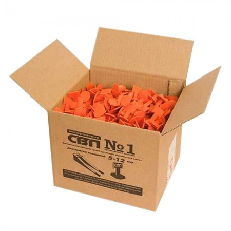 250 Clips Box Tile leveling system