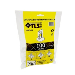 100 Wedges Box Tile leveling system